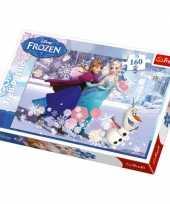 Goedkope frozen puzzel stukjes