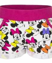 Goedkope fuchsia minnie mouse shorts
