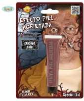 Goedkope gebarsten huid schmink gram