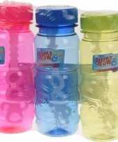 Goedkope gekleurde bellenblaas flesjes stuks ml roze blauw groen