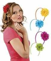 Goedkope gekleurde diadeem bloem