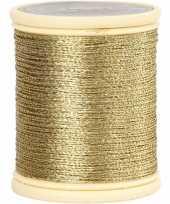 Goedkope goud metallic draad meter