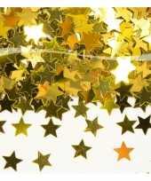 Goedkope gouden sterren confetti