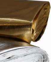 Goedkope gouden stof per meter