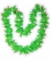 Goedkope groene hawaii slinger