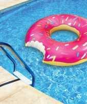 Goedkope grote donut zwemband