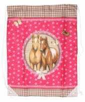 Goedkope gymtasje paarden thema type 10090493