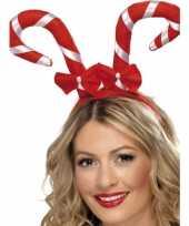Goedkope haarband kerst zuurstokken