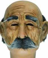 Goedkope half masker oude man
