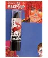 Goedkope halloween horror mat zwarte lippenstift lipstick 10155618