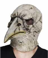 Goedkope halloween latex halloween adelaar vogel masker volwassenen