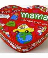 Goedkope hartblik liefste mama