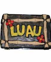 Goedkope hawaii wanddecoratie luau