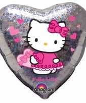 Goedkope hello kitty folie ballon