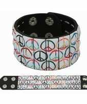 Goedkope hippie armband peace