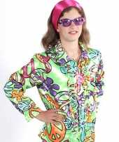 Goedkope hippie blouse peace kids