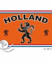 Goedkope holland vlag tekst