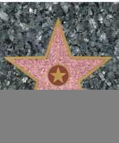 Goedkope hollywood walk of fame servetten