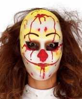 Goedkope horror clown masker