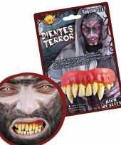 Goedkope horror gebitje monster tanden