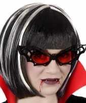 Goedkope horror vleermuis verkleed bril volwassenen