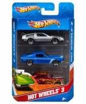 Goedkope hot wheels raceauto speelset stuks