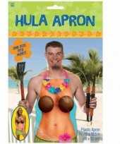 Goedkope hula schort tropische dame