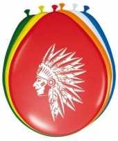 Goedkope indianen ballonnen stuks