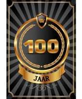 Goedkope jaar deurposter luxe 10048753