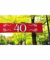 Goedkope jaar jubileum banner 10048074