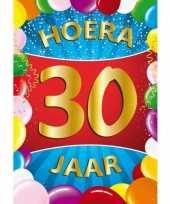 Goedkope jaar mega deurposter 10052308