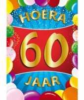 Goedkope jaar mega deurposter 10052313