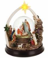 Goedkope kerst decoratie sneeuwbol type led verlichting 10111073