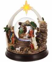 Goedkope kerst decoratie sneeuwbol type led verlichting