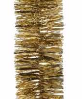 Goedkope kerst gouden folieslinger ambiance christmas 10097980