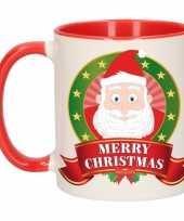 Goedkope kerst mok beker kerstman goedkope
