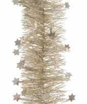 Goedkope kerst parel folieslinger elegant christmas