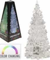 Goedkope kerstboom transparant led licht 10083216