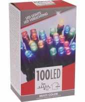 Goedkope kerstverlichting budget gekleurd buiten lampjes 10105158