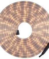 Goedkope kerstverlichting lichtsnoer lichtslang wit meter buiten 10128264
