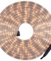 Goedkope kerstverlichting lichtsnoer lichtslang wit meter buiten