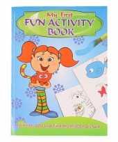 Goedkope kinder activiteitenboek tot jaar type 10095945