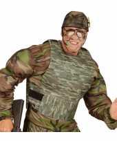 Goedkope kogelvrij camouflage vest