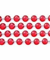 Goedkope kristal slinger rood meter
