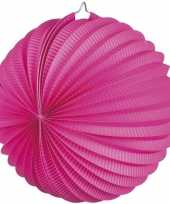 Goedkope lampion fuchsia roze 10099972