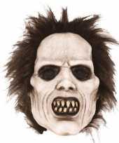 Goedkope latex horror masker scary zombie