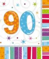 Goedkope leeftijd servetten jaar 10013329