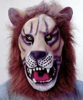 Goedkope leeuwen masker volwassenen