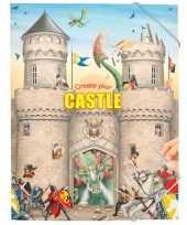 Goedkope luxe stickerboek kastelen