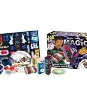 Goedkope magische goocheldoos inclusief dvd